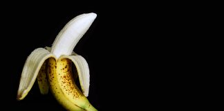 Banana. Foto: Carlos Alberto Gomez Iniguez. Licens: Unsplash.com