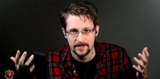 Edward Snowden, 23 oktober 2019. Foto: Joe Rogan Show