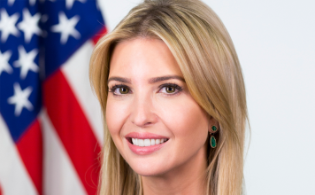 Ivanka Trump. Foto: Official White House. Licens: Public domain