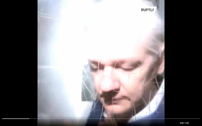 Torbjörn Sassersson: Vi vill träffa Assange i fängelset av humanitära skäl
