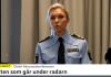 Linda H Staaf, Polisen. Foto: SVT