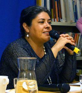 Vania Ramirez. Foto: NewsVoice.se
