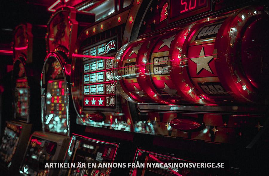 Casinon och spellagen. Foto: Carl Raw. Licens: Unsplash.com (free use)