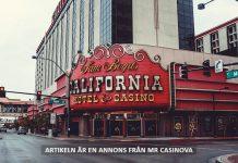 Downtown casino, California, Las Vegas. Foto: Neonbrand. Licens: Unsplash.com