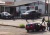Drogkartellen Sinaloa i staden Culiacan, oktober 2019, Mexiko. Foto: privatperson