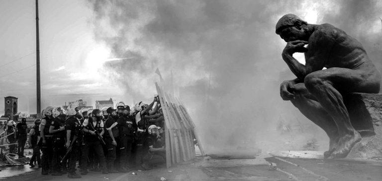 Kommer vi få uppleva ett väpnat politiskt våld i Europa?