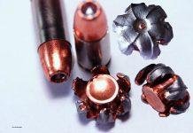 Expanderande pistolammunition - Bild: Lars-Kristian Bergh