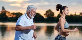 Träna även när du blivit äldre. Foto: Shutterstock.com
