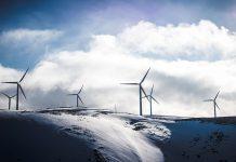 Vindkraft, klimat och vinter. Foto: Jason Blackeye. Licens: Unsplash.com