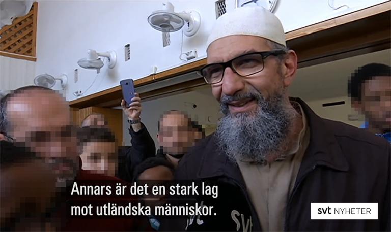 Svenskarnas säkerhet måste gå före islamisternas