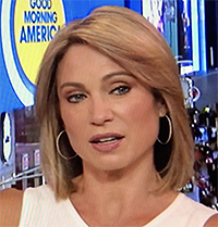 Amy Robach. Bild från läckt ABC News-video via Project Veritas