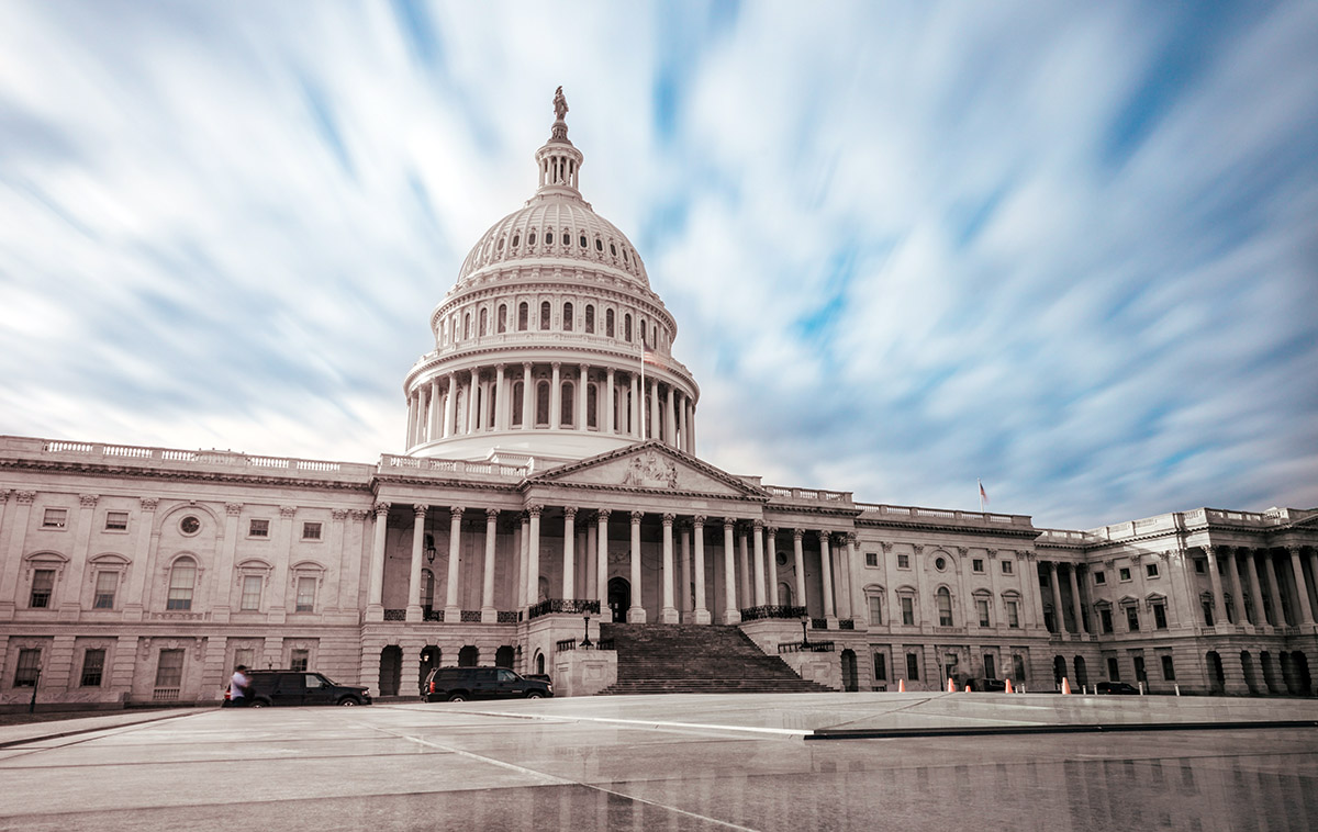 Capitol Hill, Washington. Foto: Andy Feliciotti. Licens: Unsplash.com