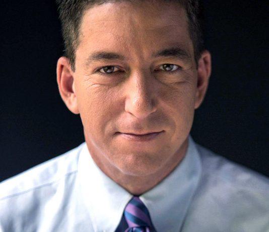 Glenn Greenwald, 2014. Foto: David dos Dantos. Licens: CC_BY_3.0, Wikimedia Commons