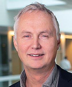 Henrik Häggström. Pressfoto: Försvarshögskolan