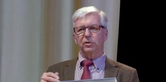 Forskaren Lennart Hardell. Foto: Bo Lindström på uppdrag Strålskyddsstiftelsen