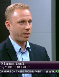 Max Blumenthal, 2019. Foto:RT.com