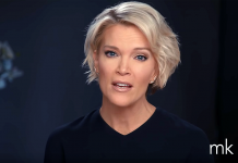 Megyn Kelly, 8 nov 2019. Foto: The MK Interview