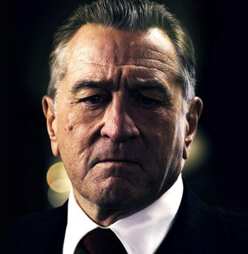 "Robert De Niro, 2019, ""The Irishman"". Foto: Netflix.com"