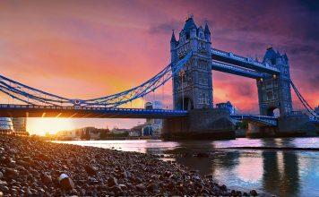 Tower Bridge i London. Foto: Shannon Tremaine. Licens: Unsplash.com