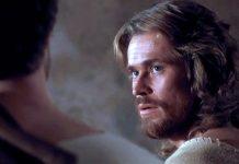 "Willem Dafoe spelade Jesus i filmen ""Jesu sista frestelse"" (1988). Foto: Universal Pictures"
