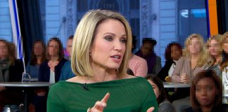 Amy Robach. Pressfoto: ABC News