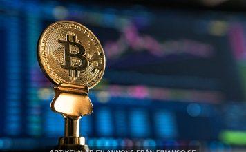 Bild på Bitcoin: Foto: André François McKenzie. Licens: Unsplash.com (free use)