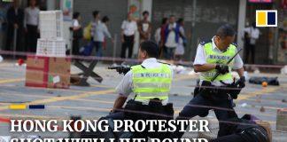 Hongkong - Foto: South China Morning Post