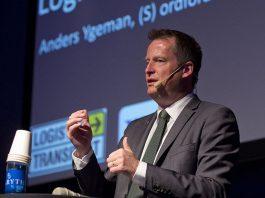 Bild: Anders Ygeman, 2014. Foto: Niklas Maupoix, Wikimedia Commons