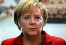 Angela Merkel. Foto: Armin Kübelbeck. Licens: CC BY SA, Wikimedia Commons