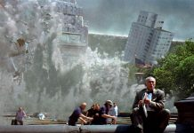 "Katastroffilmen ""Deep Impact"". Company credit: Paramount Pictures"