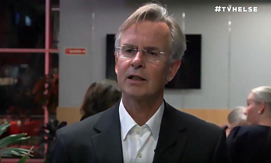 Dr Erik Hexeberg. Foto: ARnt-Olav Enger