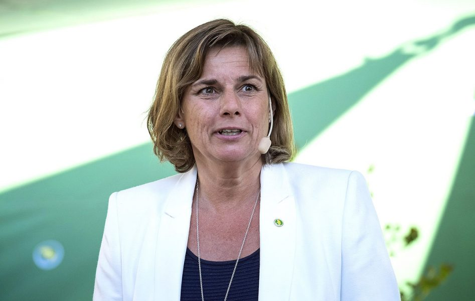 Isabella Lövin leder svensk klimatpolitik. Foto: News Øresund, Wikimedia Commons