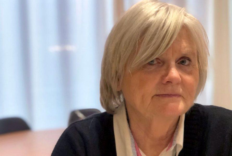 Lena Hellblom Sjögren. Pressfoto tillhandahållet av Hellbom Sjögren