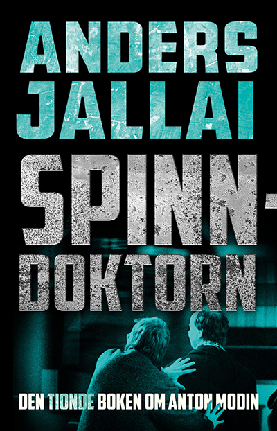 "Boken ""Spinndoktorn"" av Anders Jallai, december 2019"