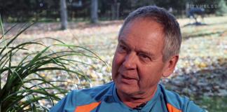 Stig Bruset nov 2019. Foto: Arnt-Olav Enger, TV Helse, Norge