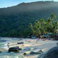Thailand beach. Foto: Oğuz Şerbetci. Licens: Unsplash.com