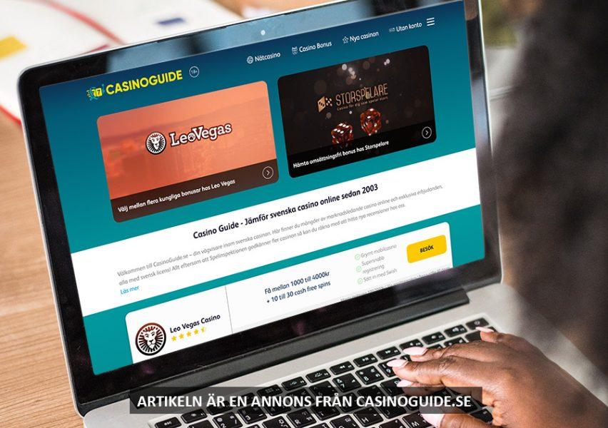 Online casino guide. Foto: Rawpixel.com. Licens: Pexels.com)