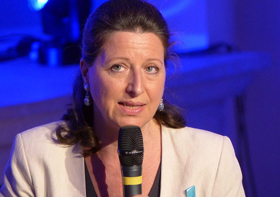 Frankrikes hälsominister Agnès Buzyn, 2018. Foto: Amélie Tsaag Valren. Licens: CC BY-SA 4.0, Wikimedia