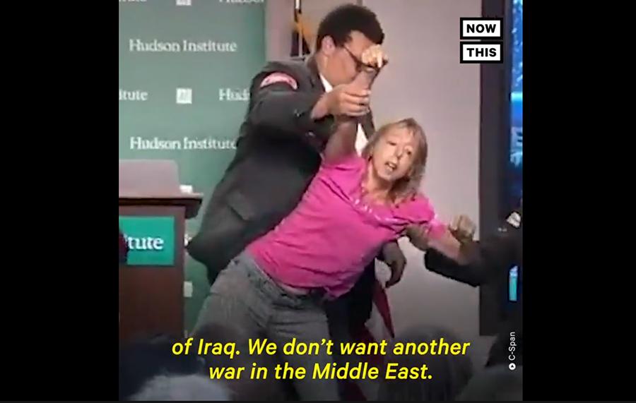 Aktivist - Source: NowThisNews. Video: C-Span