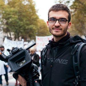 Fotograf: Clement Lanot, Paris, pressfoto