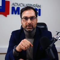 Försvarsadvokat David Massi i dec 2019. Foto: eget verk