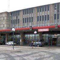 Karolinska Universitetssjukhuset Huddinge - Public Domain