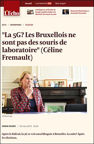 Inget 5G i Bryssel 2020.
