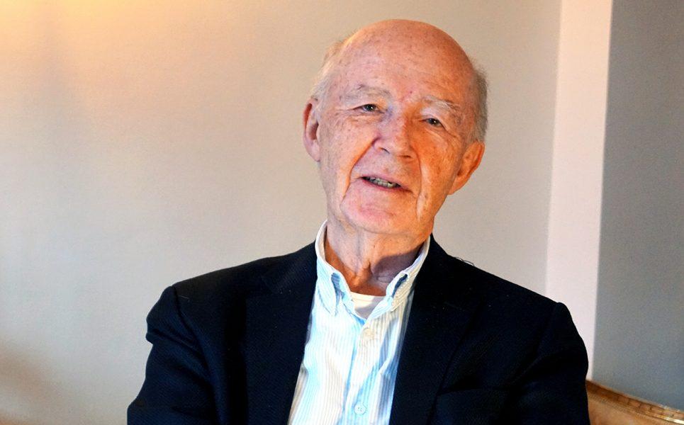 Lars Bern (dec 2019). Foto: Torbjörn Sassersson