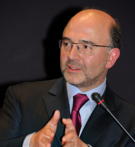 Pierre Moscovici. Foto: Charles Hendelus. Licens: CC BY 2.0, Wikimedia Commons