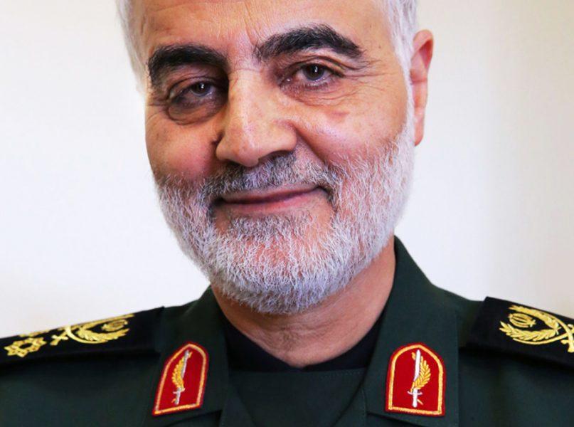 General Qasem Soleimani, Iran. Licens: CC BY 4.0, Wikimedia Commons