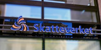 Skatteverket i Stockholm - Montage: NewsVoice. Licens: Public Domain