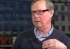 Den geopolitiska analytikern Stig Berglund, 2020: Foto: SwebbTV