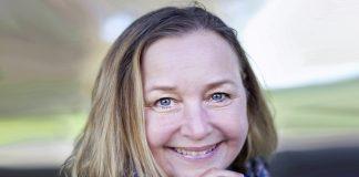 Susanne Hydén - Foto: Helena Kyrk