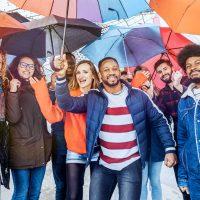 Multikultur och integration. Fotolicens: Mostphotos
